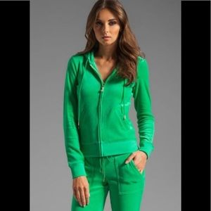 Juicy Couture Hoodie Sweater